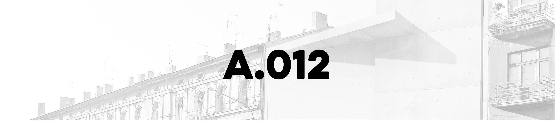 architecture 012 M