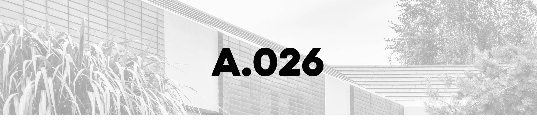 architecture 026 M