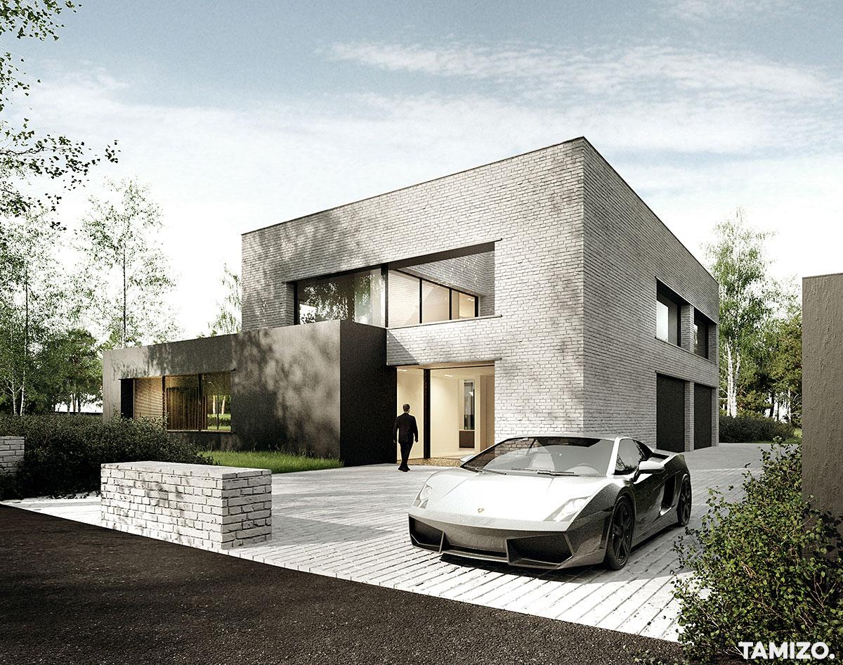A065_dom_z_samochodem_tamizo_architekci_projekt-domu,rezydencja_warszawa_nowoczesny_02
