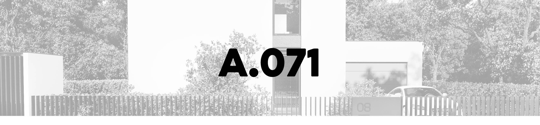 architecture 071 M